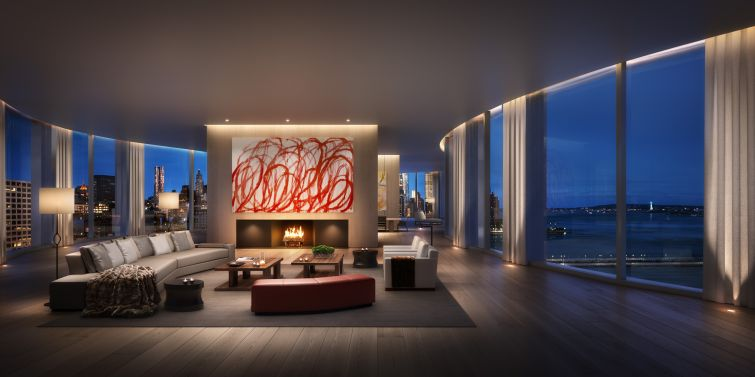 New rendering of 160 Leroy from dbox.