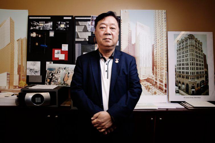 John Lam (Photo: Celeste Sloman/ for Commercial Observer).