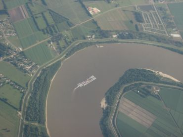 Mississippi River, Ascension Parish.