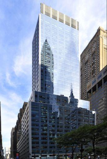 100 Park Avenue.