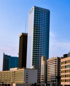 The Bank of America Plaza in Tampa, Fla.