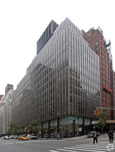 The building at 300 East 42nd Street (Photo: CoStar).