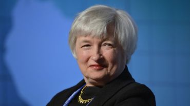 Federal Reserve Chairwoman Janet Yellen.