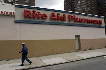 A Rite Aid. Photo: Michael Brown/Getty Images