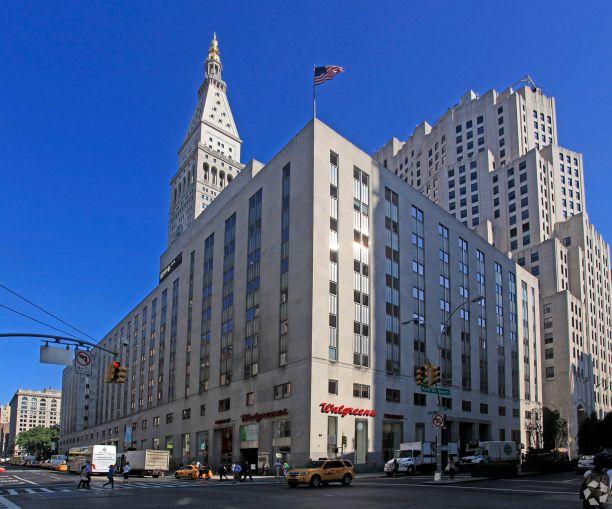 11 Madison Avenue.