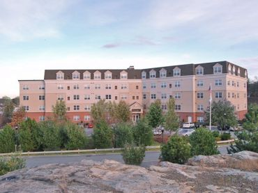 Vinnin Square Apartments.
