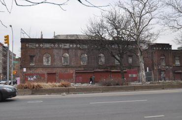 The Renaissance Ballroom and Casino in Harlem (Image Courtesy: PropertyShark).