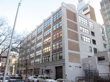 SHVO and its partners purchased a portion of the building at 555 Broome Street.