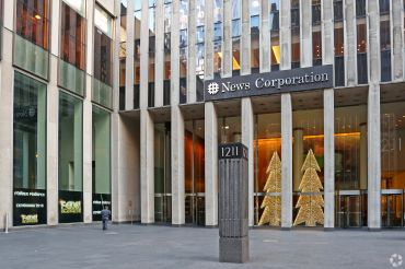 1211 Avenue of the Americas. Photo: CoStar Group