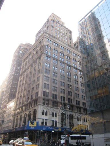 292 Madison Avenue.