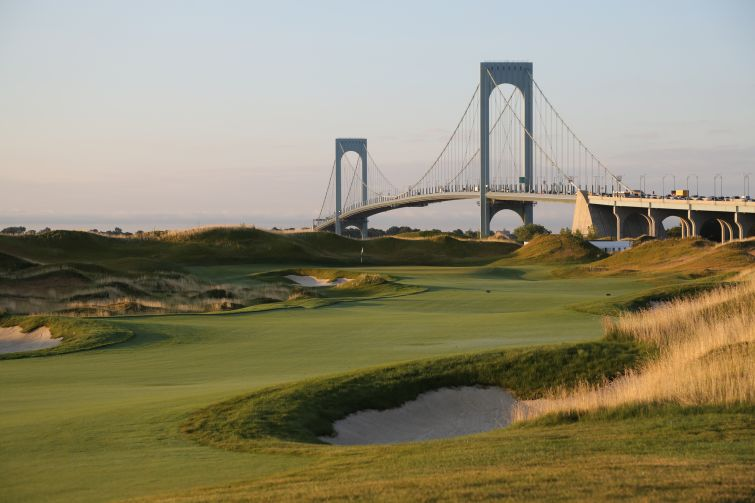 The city has cancelled its four contracts with the Trump Organization, including for the Trump Golf Links at Ferry Point in the Throgs Neck area of the Bronx, after the president helped an incite an insurrection at the Capitol last week.