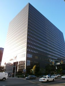 2 Gateway Center in Newark, N.J.