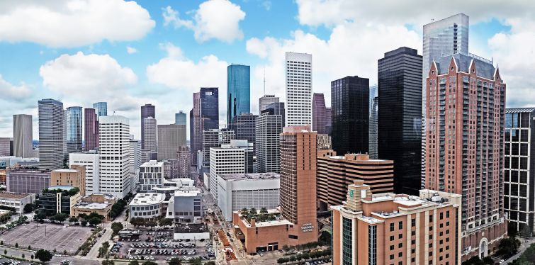 Houston, where CBRE Loan Services headquarters' is located.