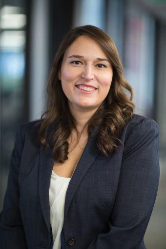 Jilliene Helman, CEO of RealtyMogul.com (Photo: John Stephens).