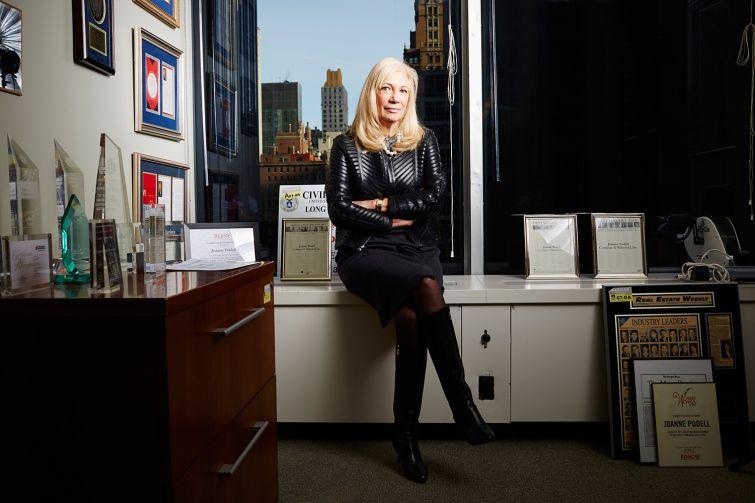 Joanne Podell (Photo: Yvonne Albinowski/for Commercial Observer).