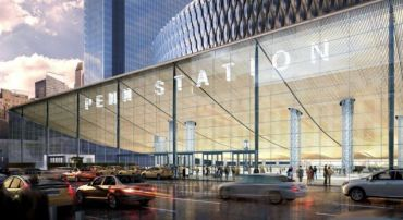 A rendering of the proposed Pennsylvania Station changes (Photo: Gov. Andrew Cuomo's Office).
