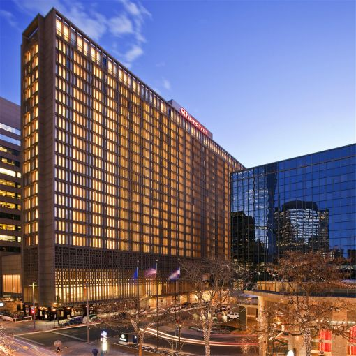 Sheraton Denver Downtown Hotel.