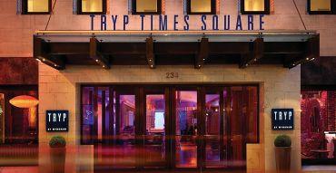 TRYP by Wyndham at 234 West 48th Street.