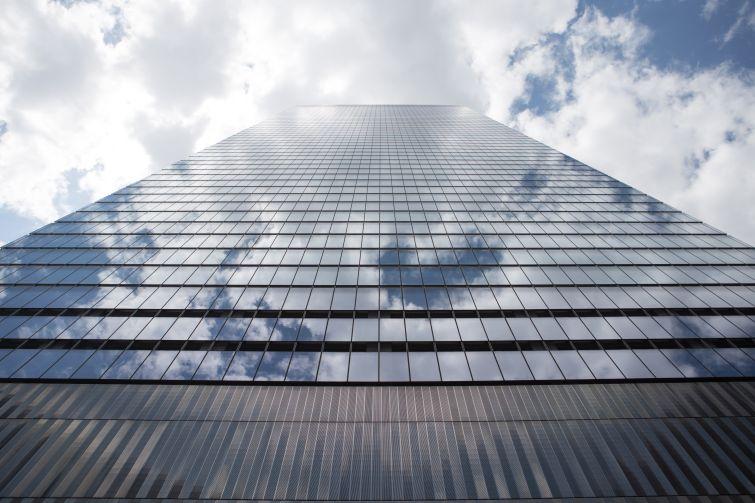 1 World Trade Center.