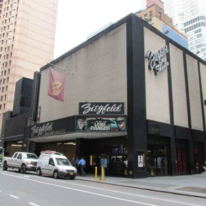 Ziegfeld Theatre (Photo: cinematreasures.org)