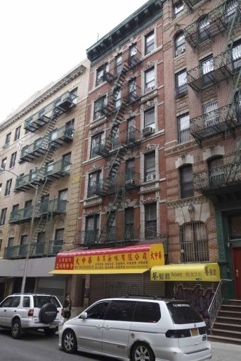 90 Elizabeth Street.