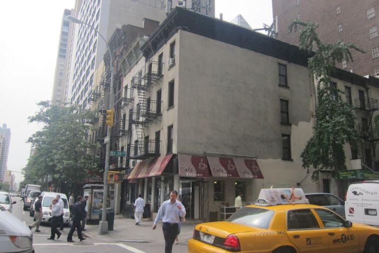 596 Third Avenue.