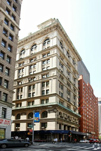 108 Leonard Street, or 346 Broadway.