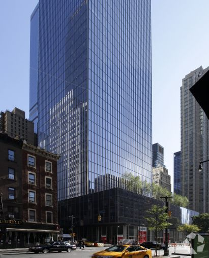 250 West 55th Street. Photo: CoStar Group