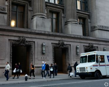 450 Lexington Avenue post office (Photo: CoStar Group).