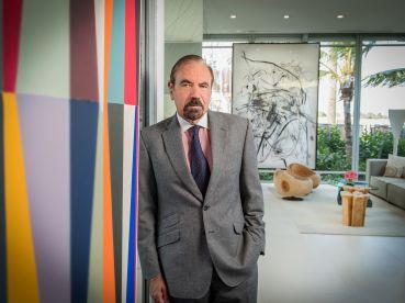 Jorge Pérez (Photo: Andrew Milne/ for Commercial Observer).