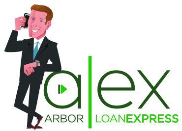 Arbor's new loan platform Alex.