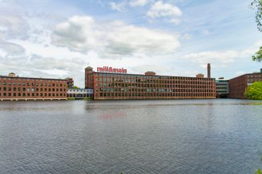 A rendering of Mill & Main (Image courtesy: Neoscape).
