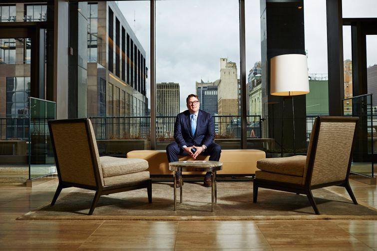 Richard Hodos (Photo: Yvonne Albinowski/For Commercial Observer).