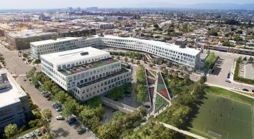 A rendering of The Brickyard in Los Angeles, Calif.