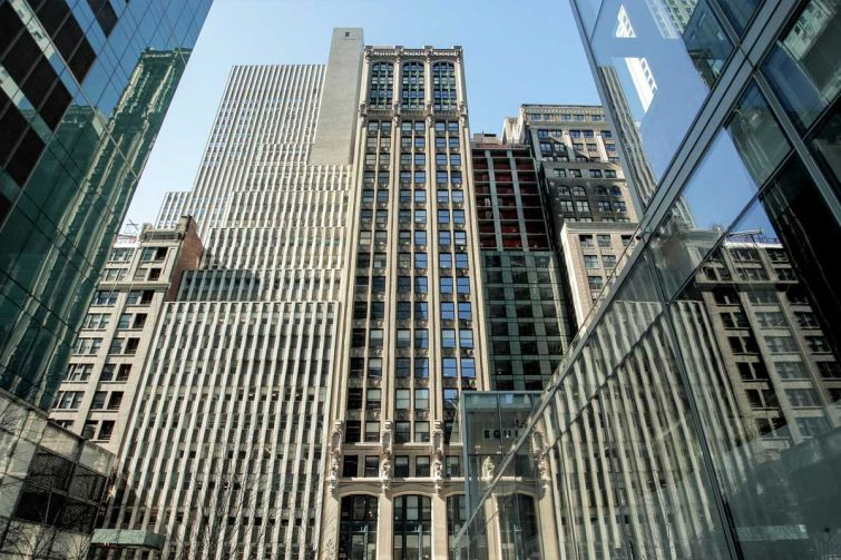 114 West 41st Street (Photo courtesty: Equity Office).