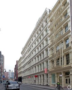 138 Greene Street (Photo: CoStar Group).