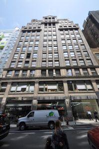 15 West 37th Street.