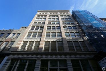 64-68 Wooster Street.