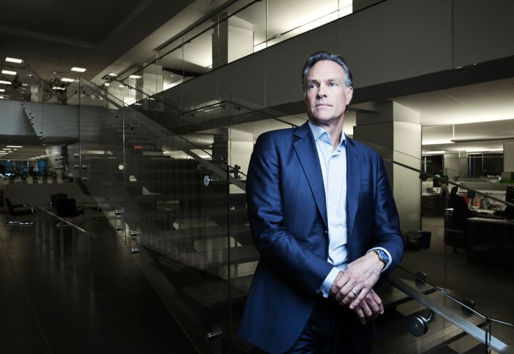 JLL Vice Chairman Derek Trulson (Photo: Celeste Sloman/ For Commercial Observer).