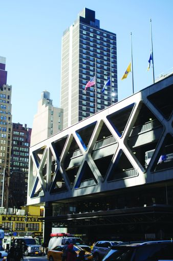 If and when a new Port Authority Bus Terminal is built, the facility will be in Manhattan following a messy board meeting (Photo: Molly Stromoski/for Commercial Observer).