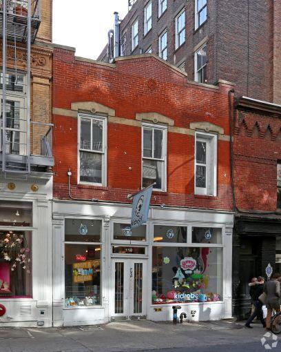 118 Greene Street (Photo: CoStar Group).