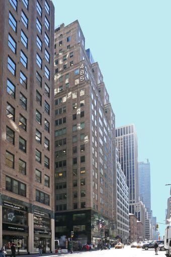 485 Madison Avenue (Photo: CoStar Group).