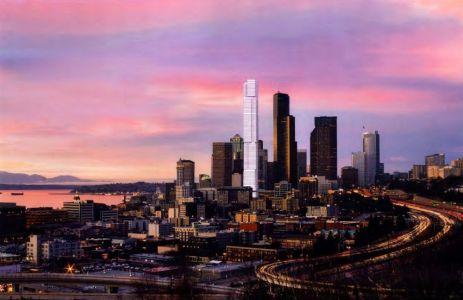 Fourth Avenue and Columbia, Seattle, WA | Source: LMN Architects