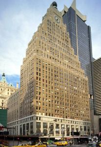 The Paramount Building at 1501Broadway (Photo: CoStar Group).