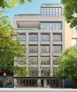 A rendering of 204 Forsyth Street.
