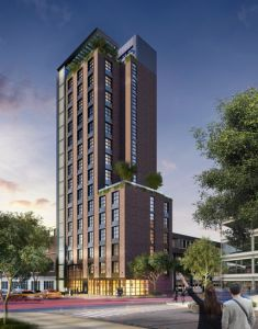 92-18 150th Street (Rendering: ARC Architecture + Design Studio).