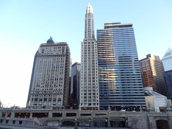 Club Quarters Chicago.