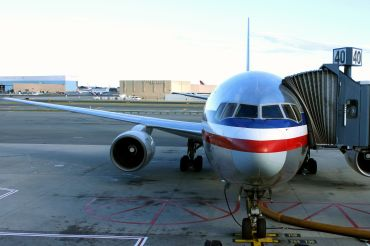 American Airlines is looking to refinance close to $900 million in bonds for Terminal 8.