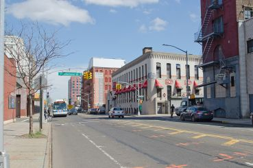 Flushing Avenue (Photo: Molly Stromoski/ for Commercial Observer).