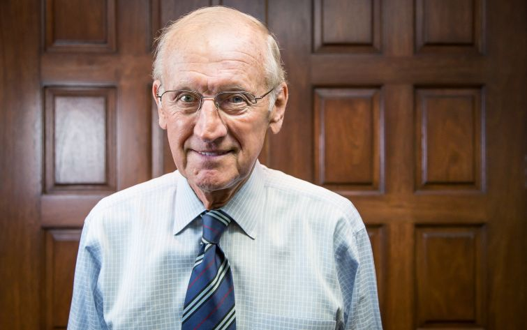 Richard Anderson (Photo: Kaitlyn Flannagan/ For Commercial Observer).